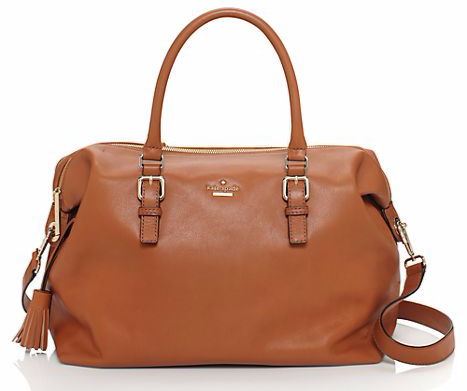 Kate Spade Cobble Hill Luxe Travel Sami
