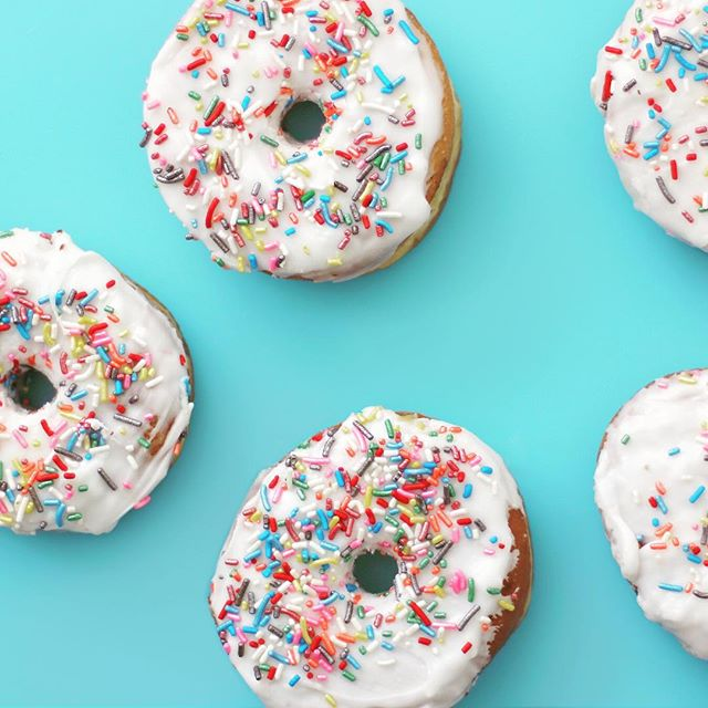 🍩🍩🍩 nom nom #donuts #artdirection