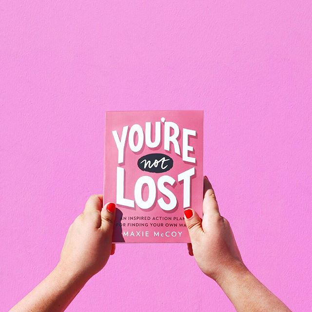 I cannot say enough good things about this book. @maxiemccoy has created a powerful tool to help overcome the challenges we as female millennials face while trying to find our way. It's an anthem of self-love, following your passions, and being unapologetically you on your quest to living the life you want.  #diaryofabookdream