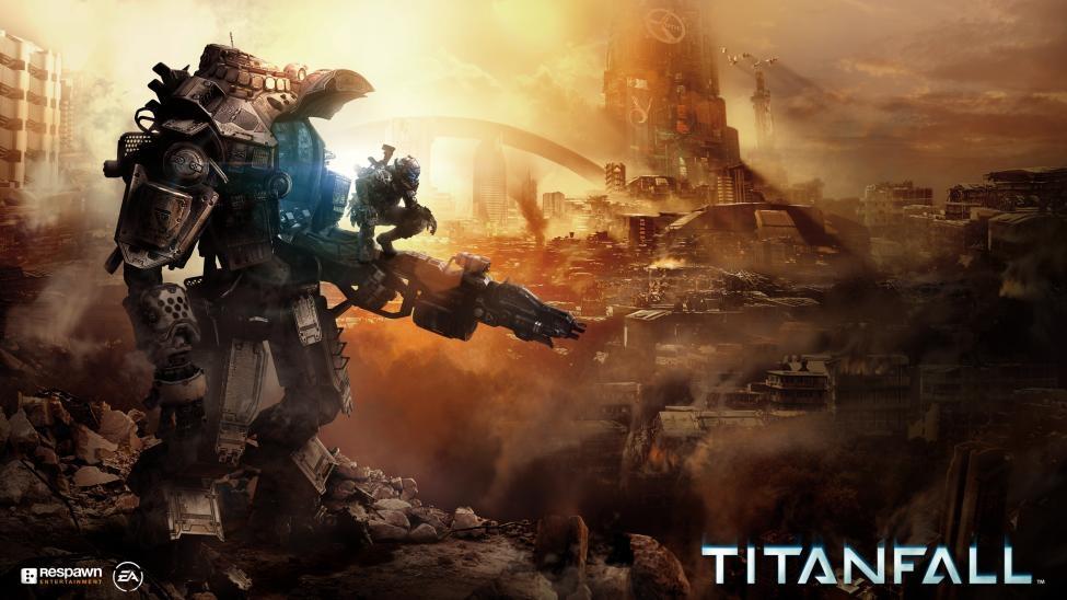 Respawn Entertainment's Titanfall - Courtesy of www.titanfall.com