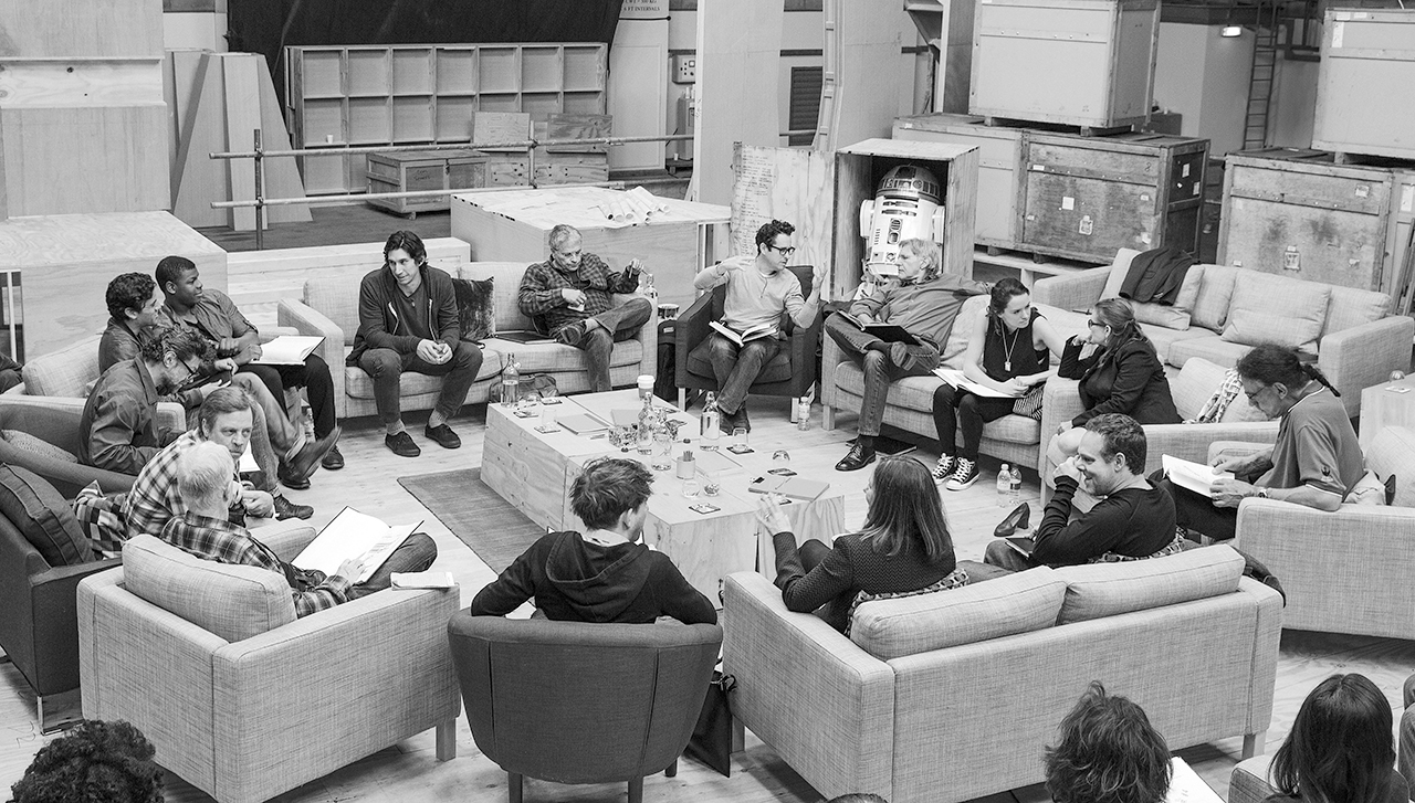 Get ready to return to the galaxy far, far away with the new cast of Star Wars VII (Courtesy StarWars.com)