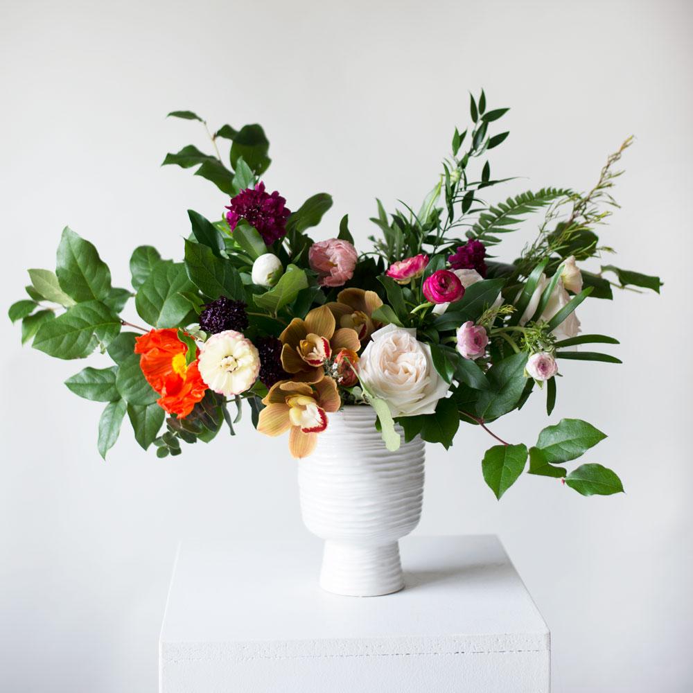 Vased Floral Arrangement