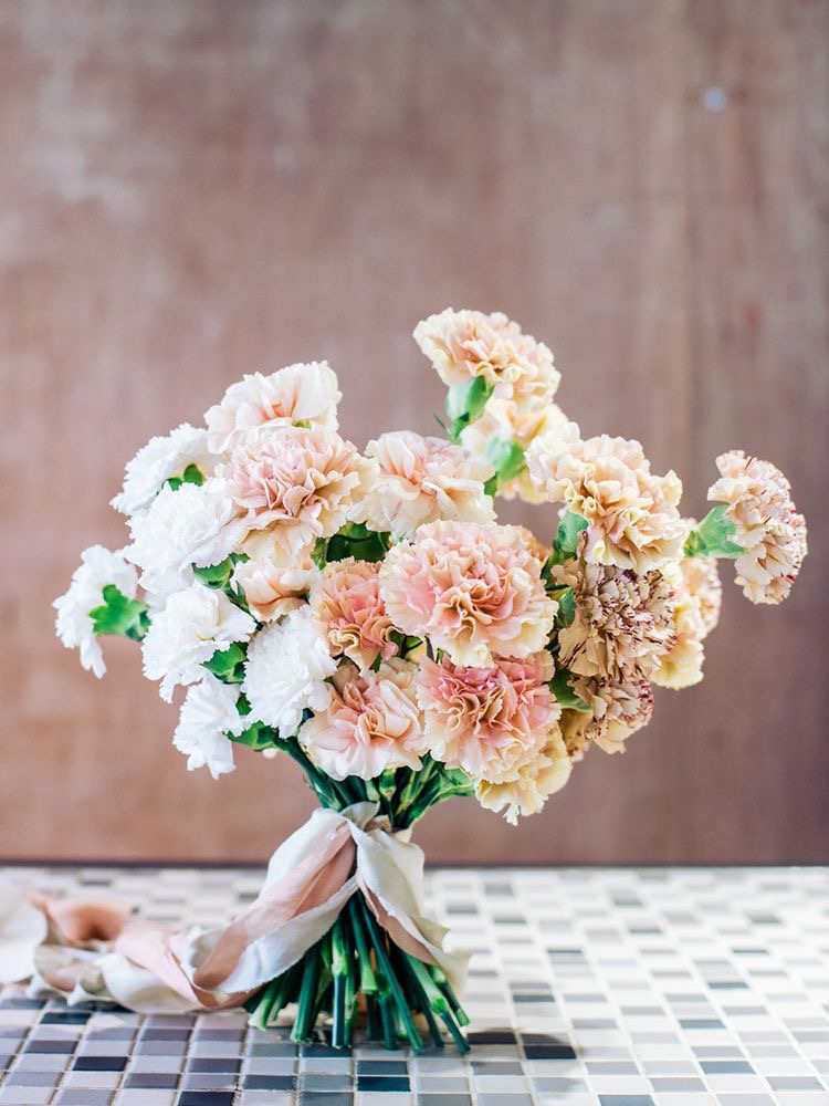 all carnation bouquet