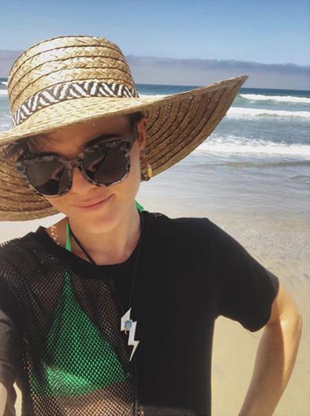 Greetings from la playa! 🏝  Look how versatile Heliotrope's modern bolo ties are😎🙌🏽😉