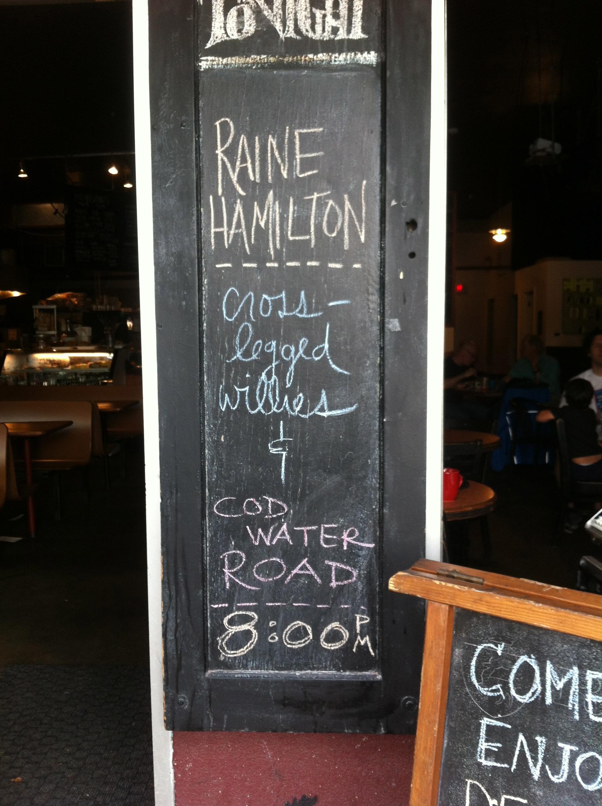 Cafe Deux Soleils  - Vancouver, BC