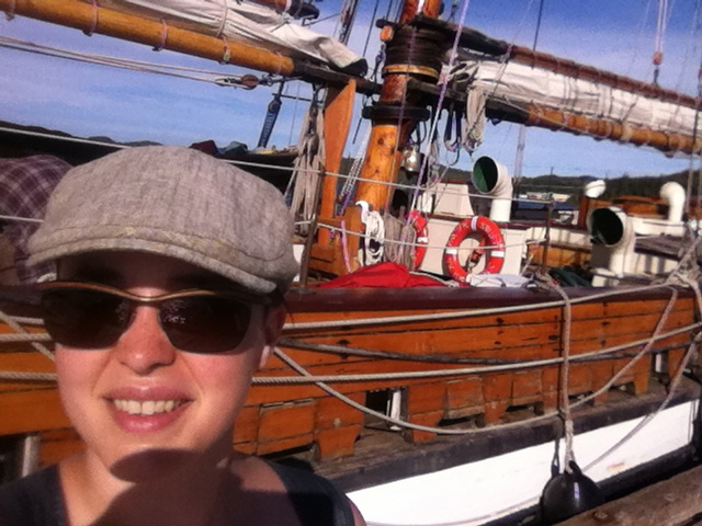 Tall Ship!   - Port Hardy, BC