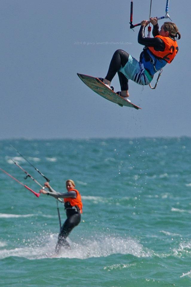 Rider: Womens 2nd Place - Lara Pearce. Photo: Gary Levett