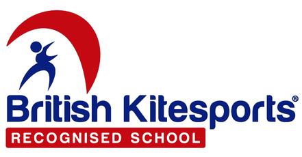 British Kitesports Recognised School Logo