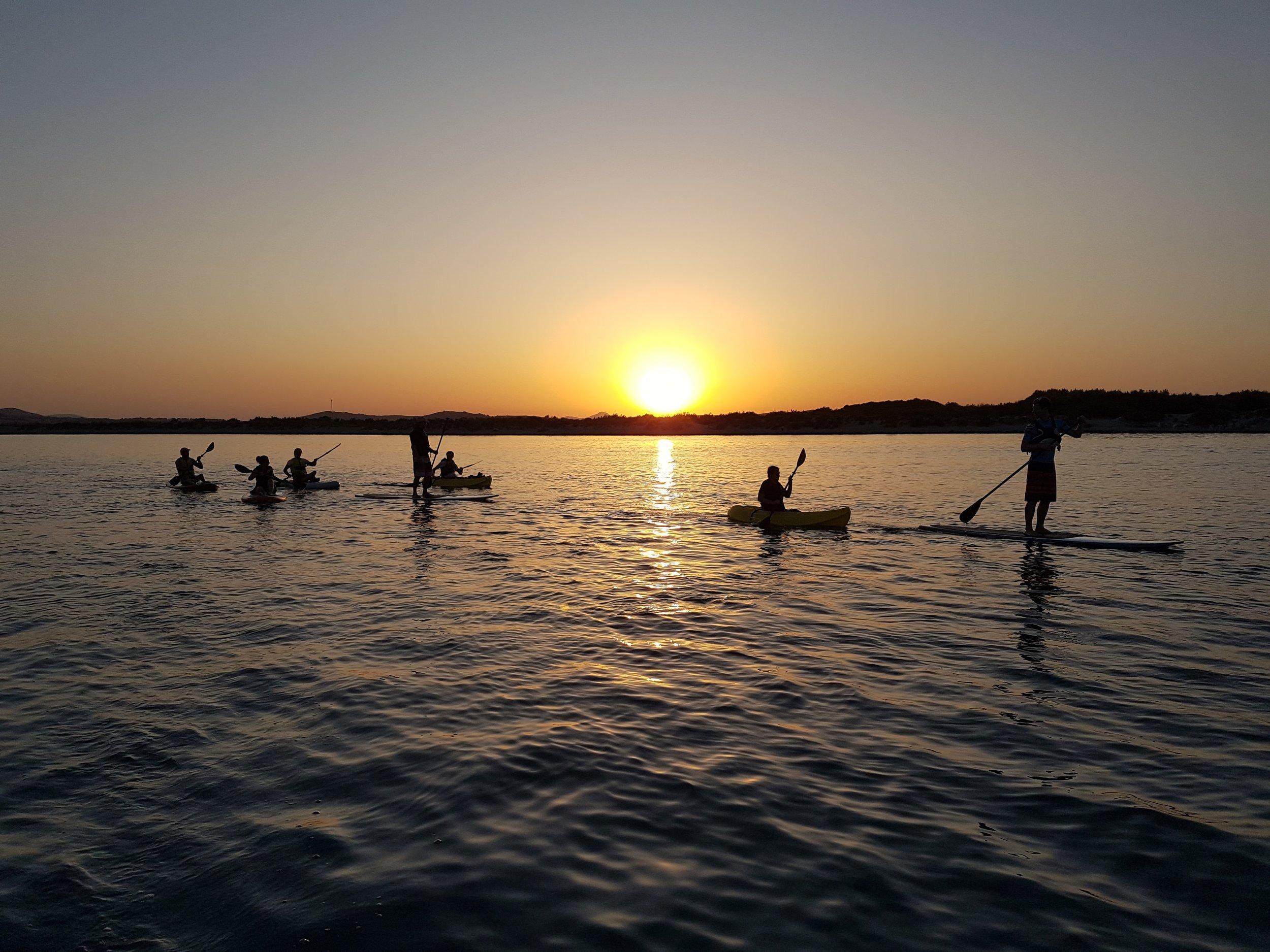 Sunset Paddle - Day 2