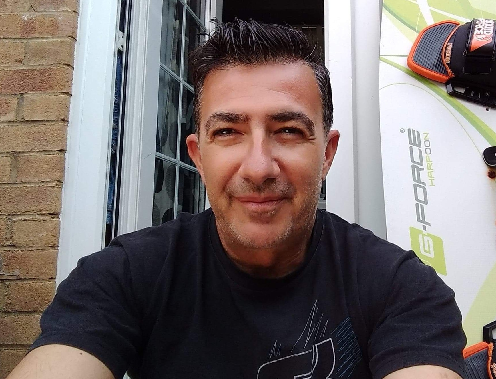George Dimou is a Very Experienced and Qualified Kitesurf Instructor - Level 3 Head Instructor IKO
