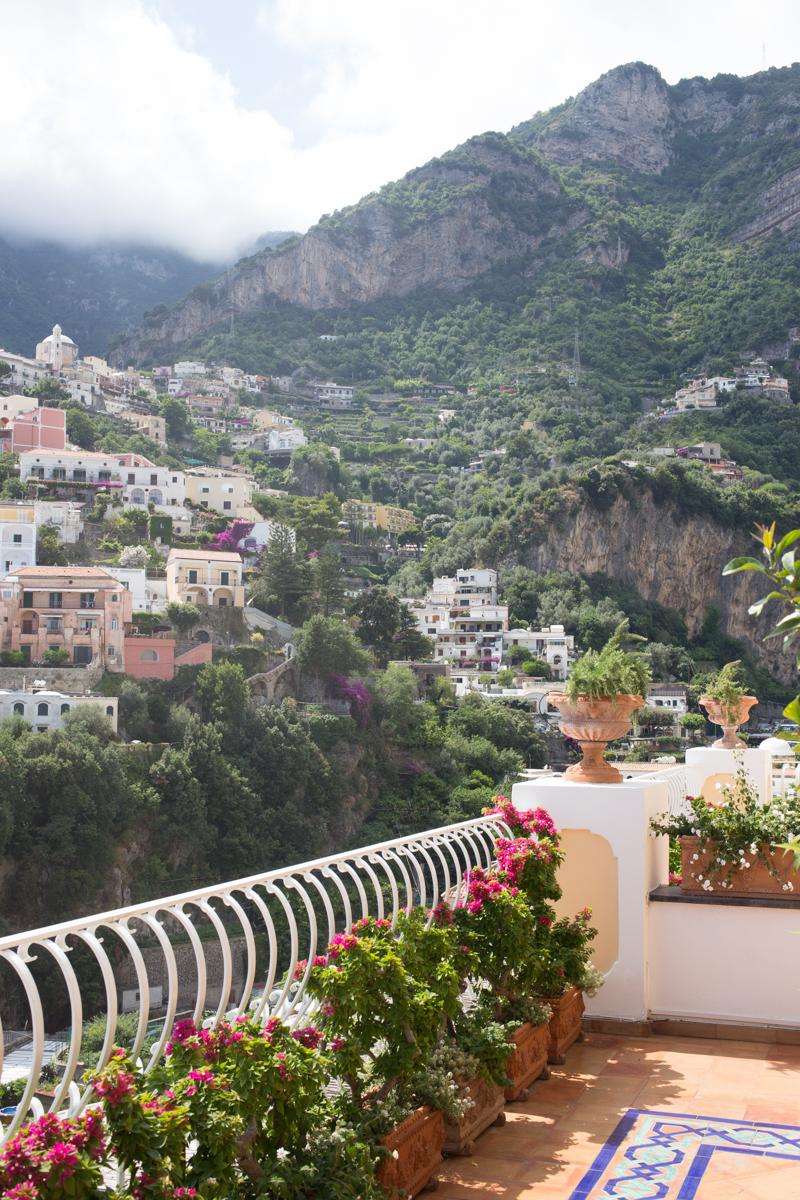 Balcony views; no bad angles