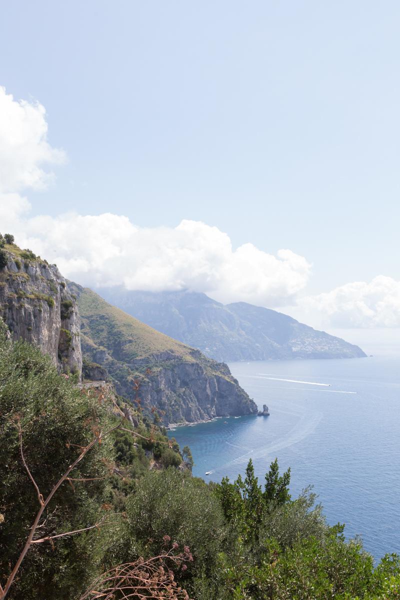Breathtaking views along the way