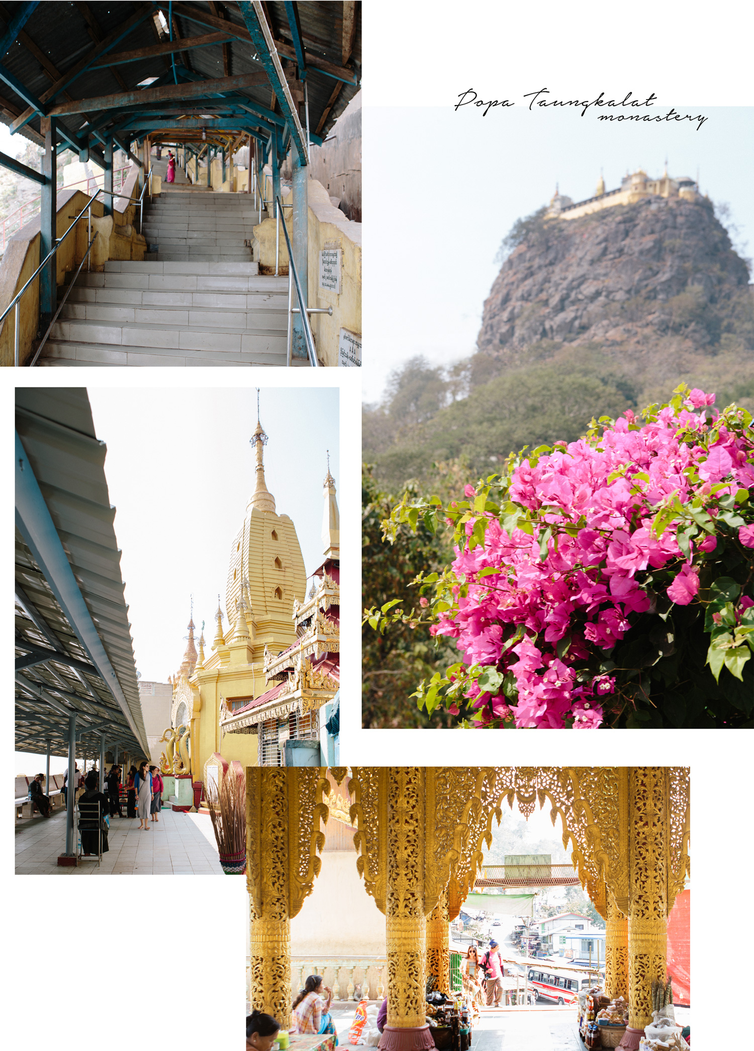 Mount-Popa-777-steps-Taungkalat