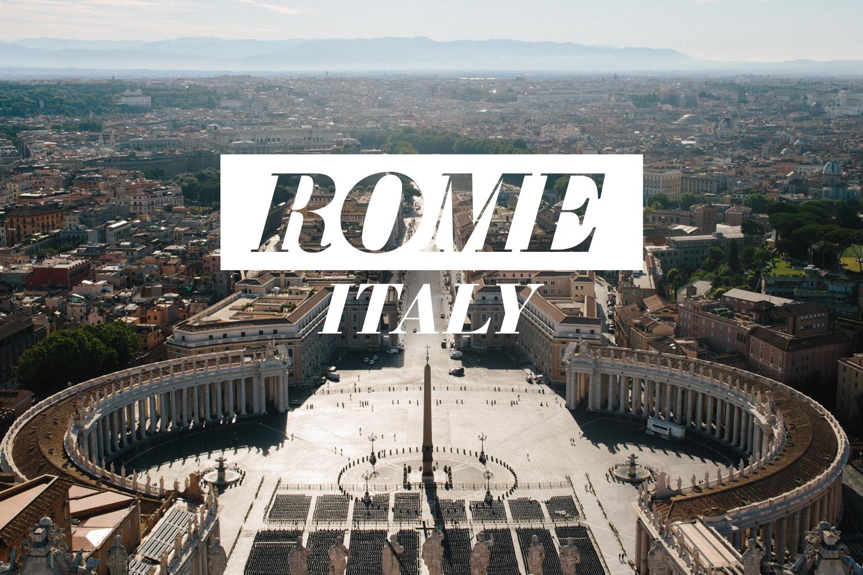 Rome-Italy-Vatican
