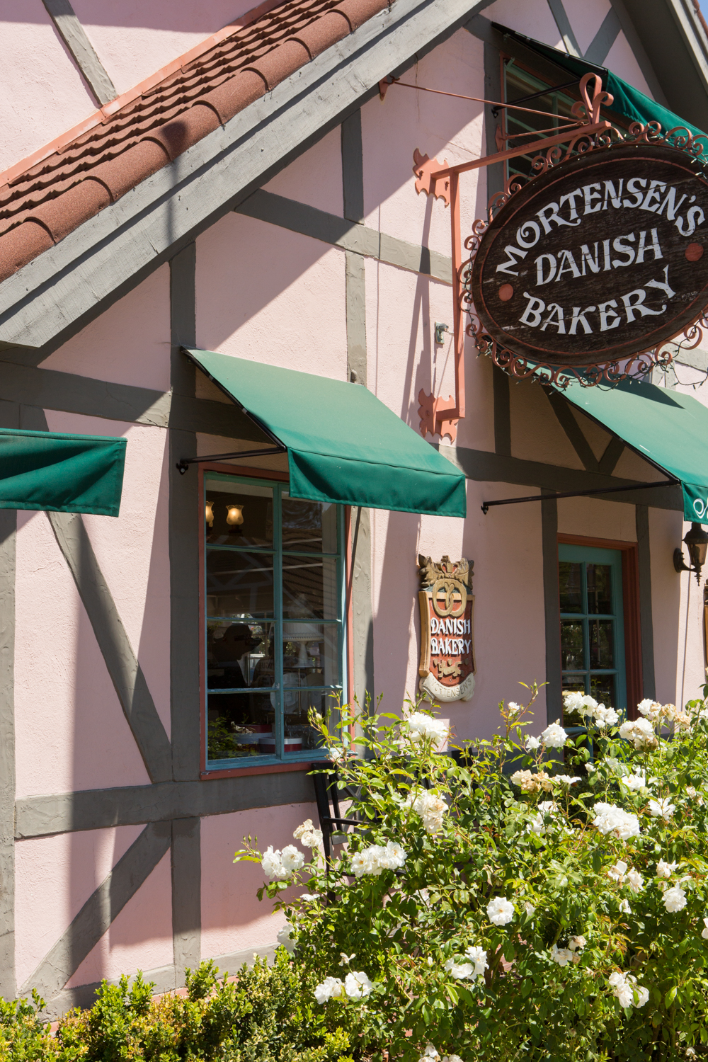 Indulge your sweet tooth at Mortensen's Danish Bakery.