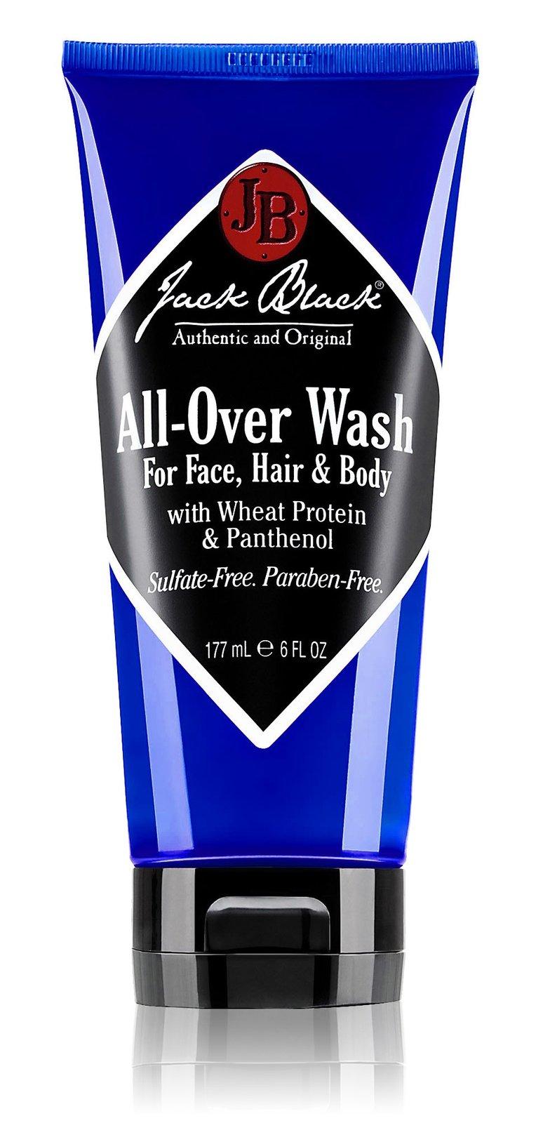 Jack Black All-Over Wash