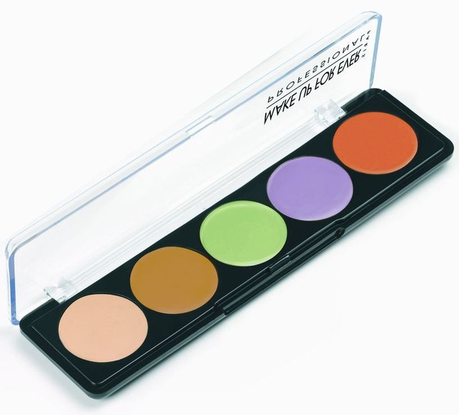 Make Up Forever Camouflage Palette