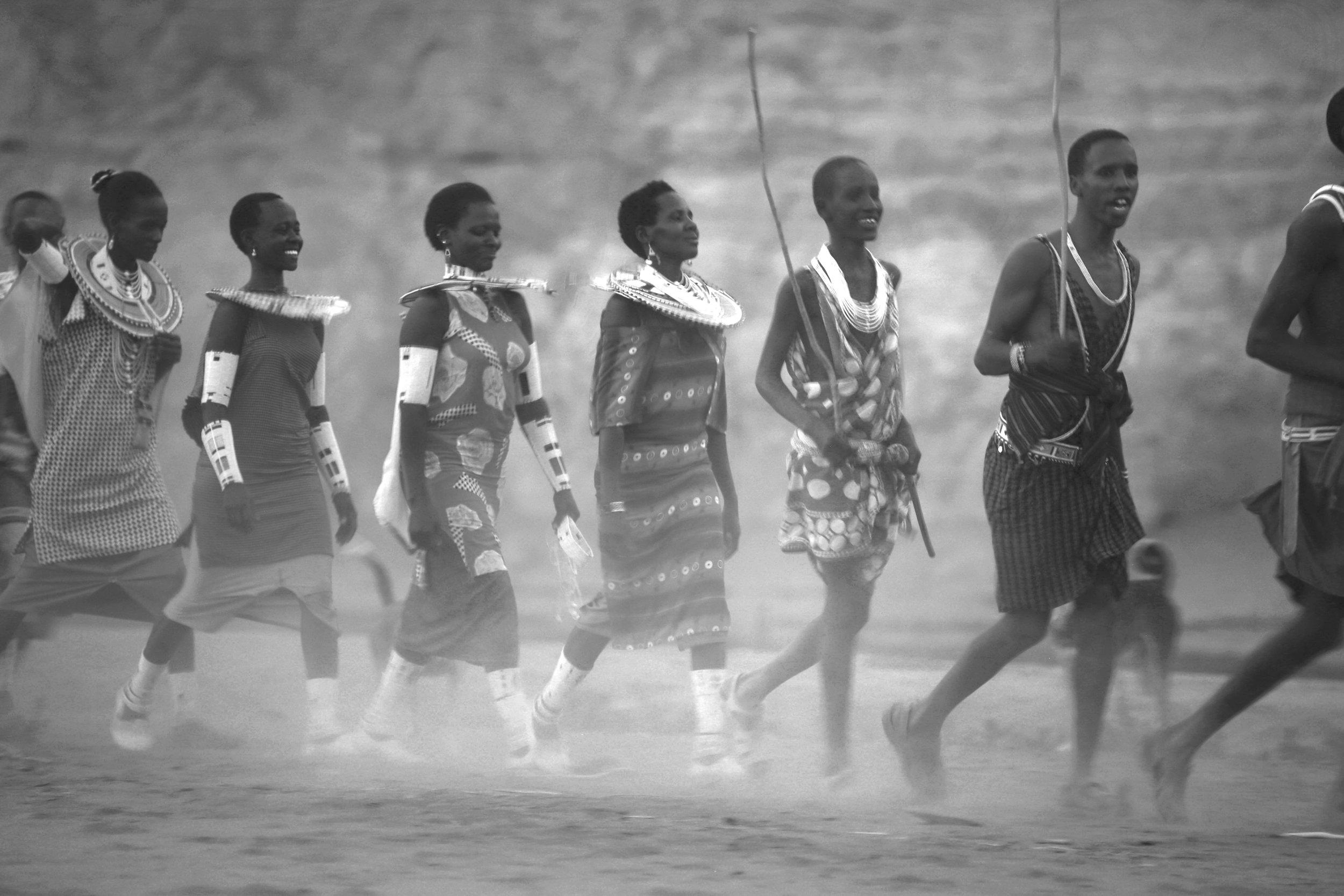Maasai Tribe lentorre BW.jpg