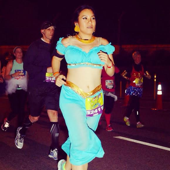 Jasmine My Running Costumes