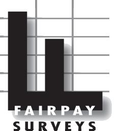 FAIRPAY SURVEYS (OAKLAND, CA)