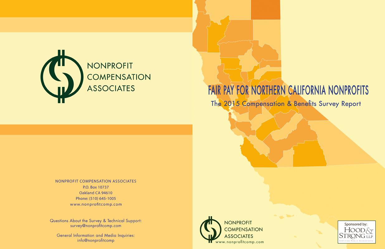 Nonprofit Compensation Associates 2015 Compensation & Benefits Survey Report