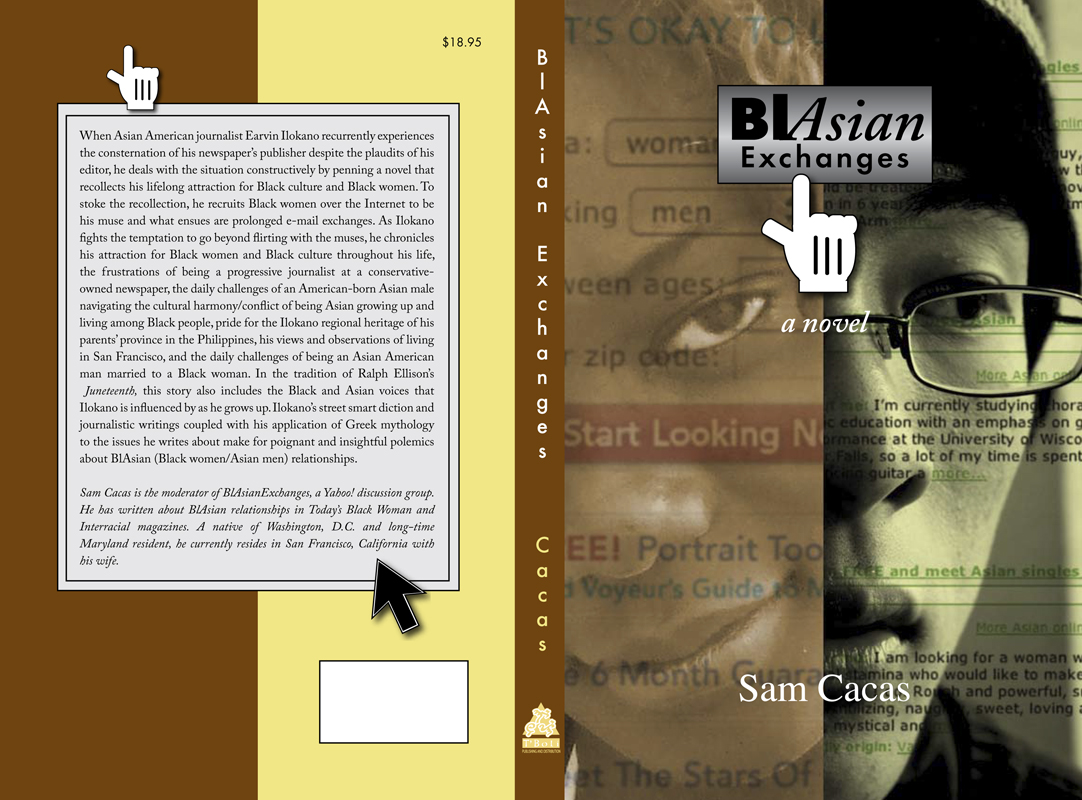 BlAsian Exchanges  (book cover)