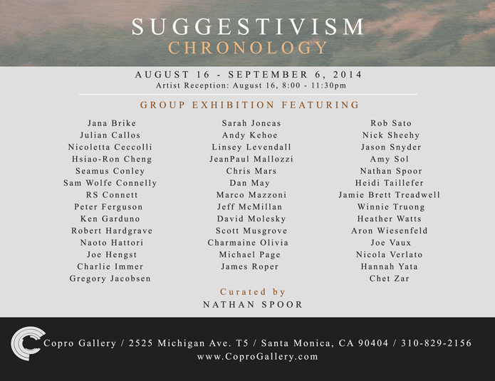 suggestivism group show
