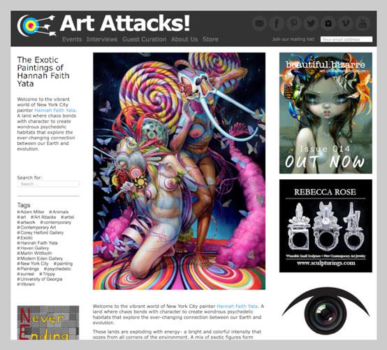 Art Attacks!