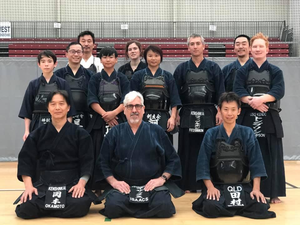 Participants at the SEQ June Mini seminar