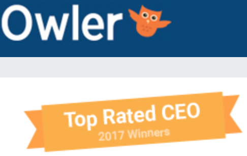 Manish Sood, Reltio CEO was named  Top 100 CEO by Owler