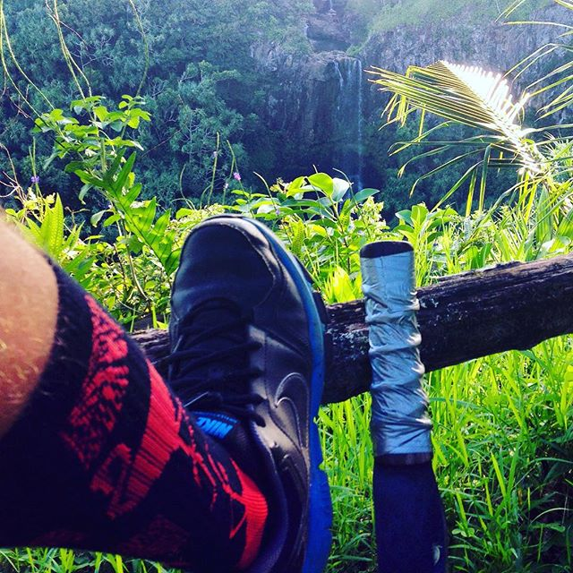 The only reason I wear socks in Hawaii is for all the mosquitos during yard work. We've got All your favorite  @stancesocks for every occasion, whatever it may be.