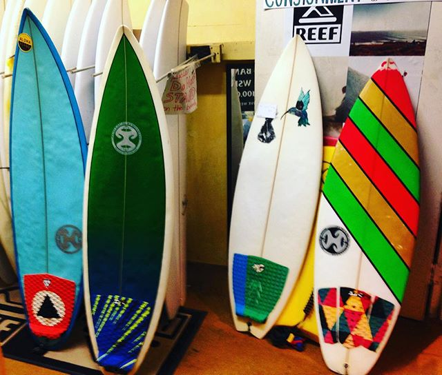 Used Grom boards for sale, tells your friends. 5'2, 5'0, 4'11, 4'8