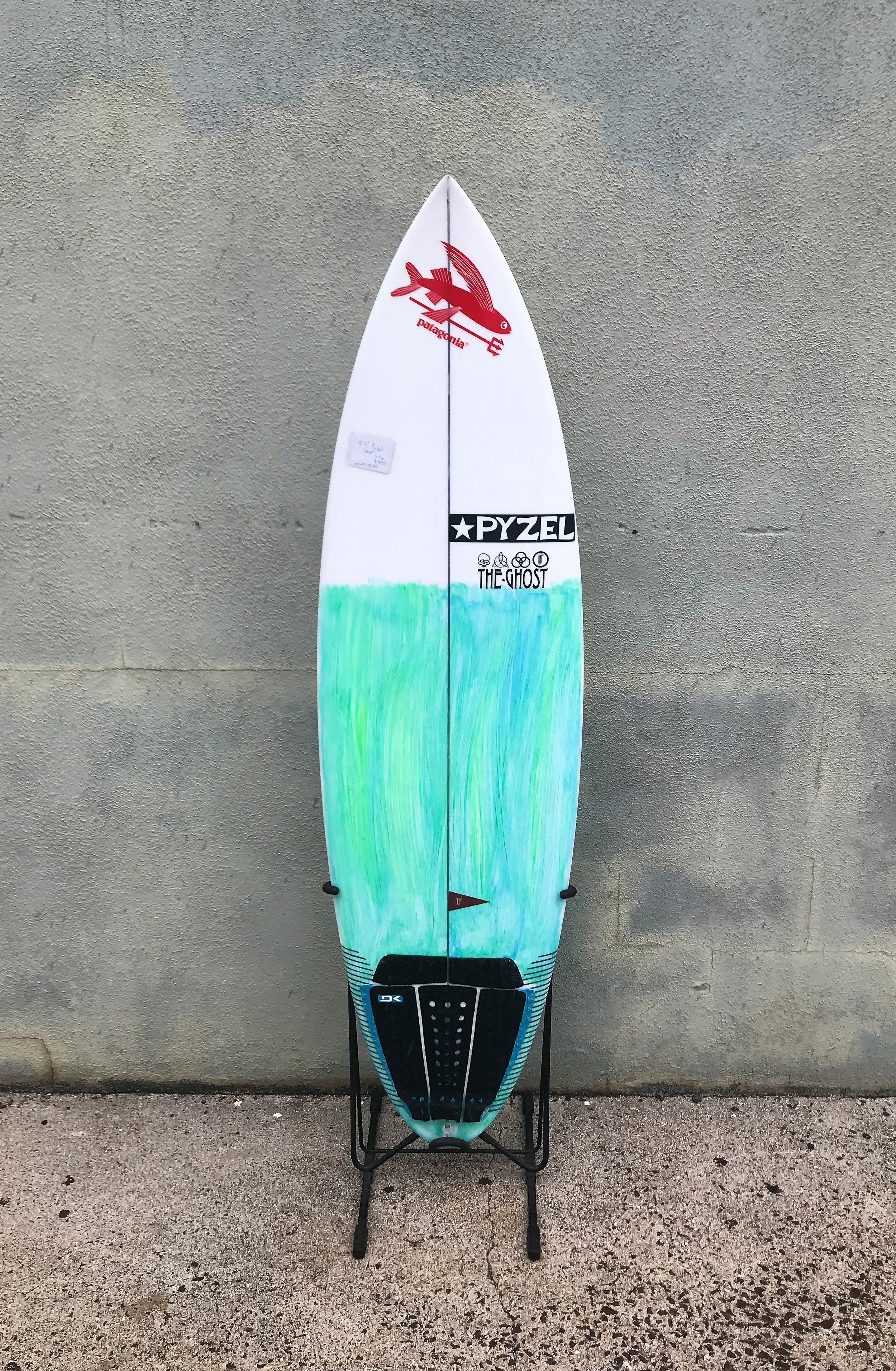 "5'9"" Pyzel Ghost - $460"