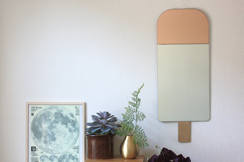 Ice Cream mirror  more colors available
