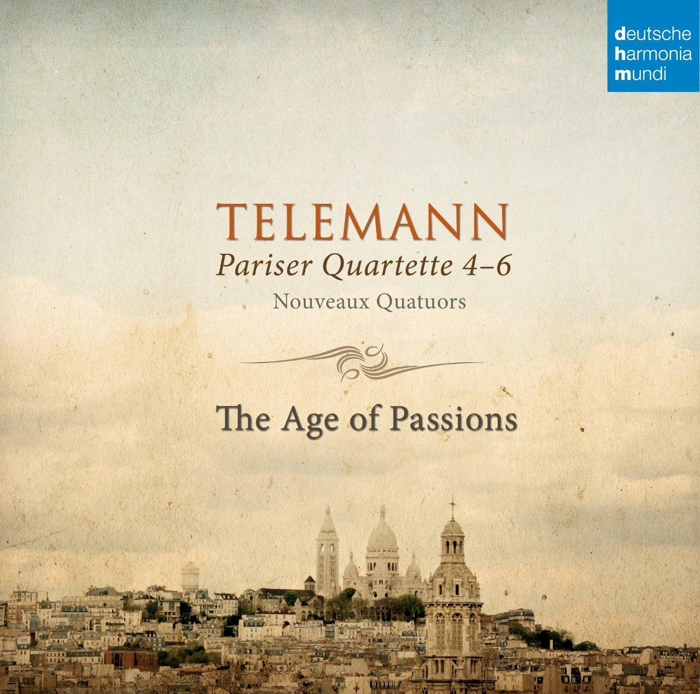 Telemann Parisian Quartets 4 -6