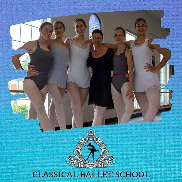 Love these girls! #classicalballetschoolokc #thenightingale2019 #workinghard #classicalballetiseverywhere