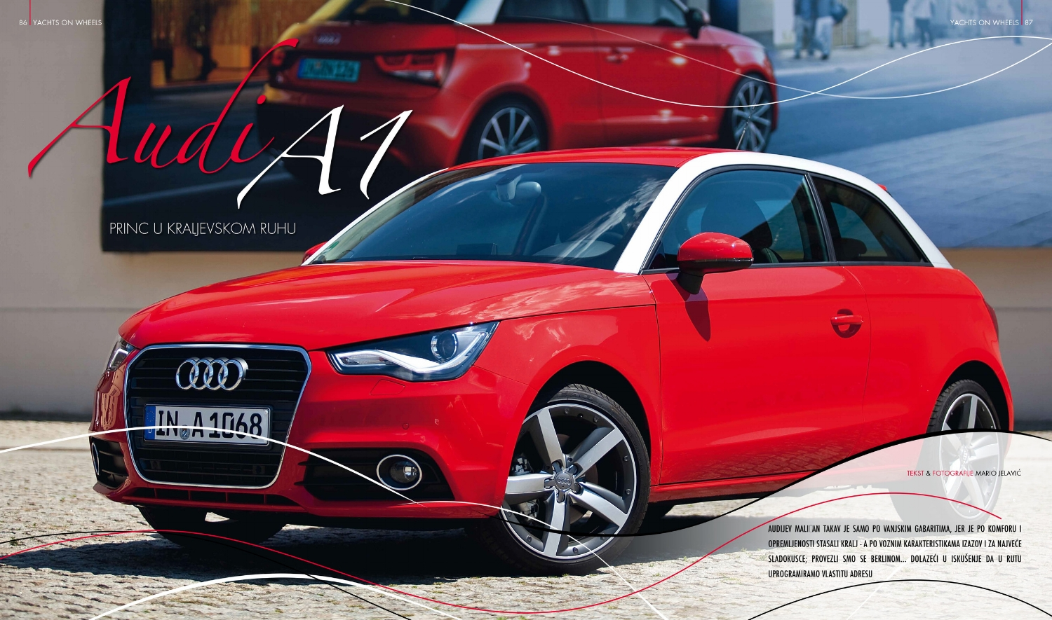 The story of Audi A1
