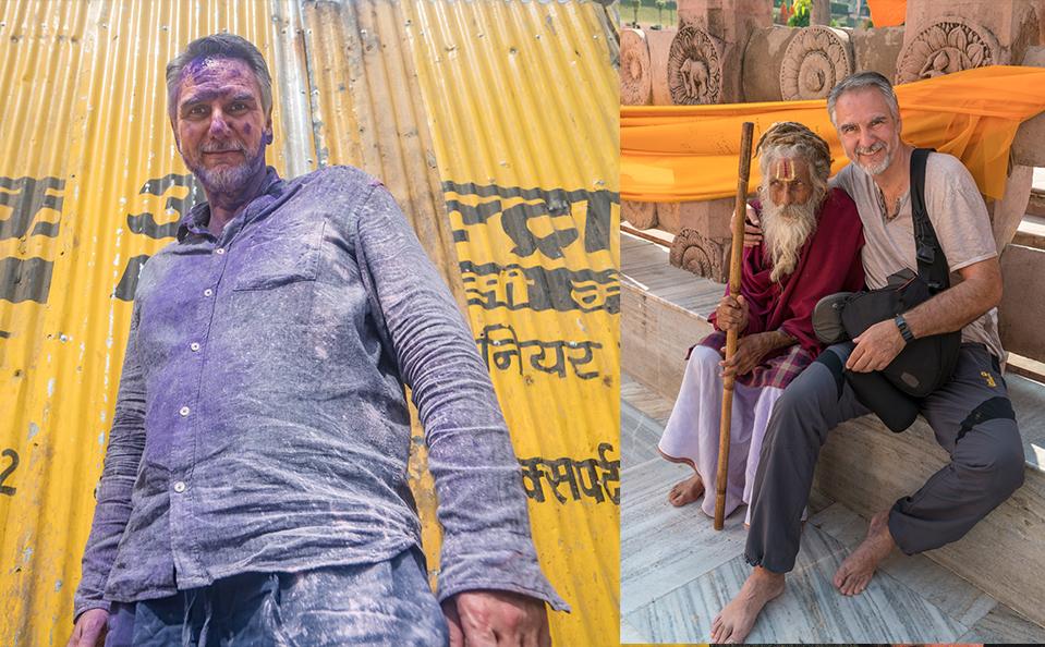 India a land of spiritual awareness.