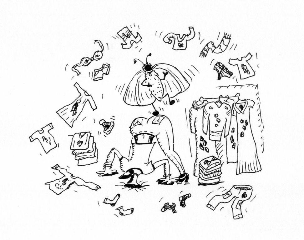 illustration By Dan Hopeless