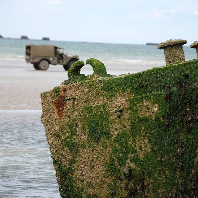 Some pictures from Normandy.