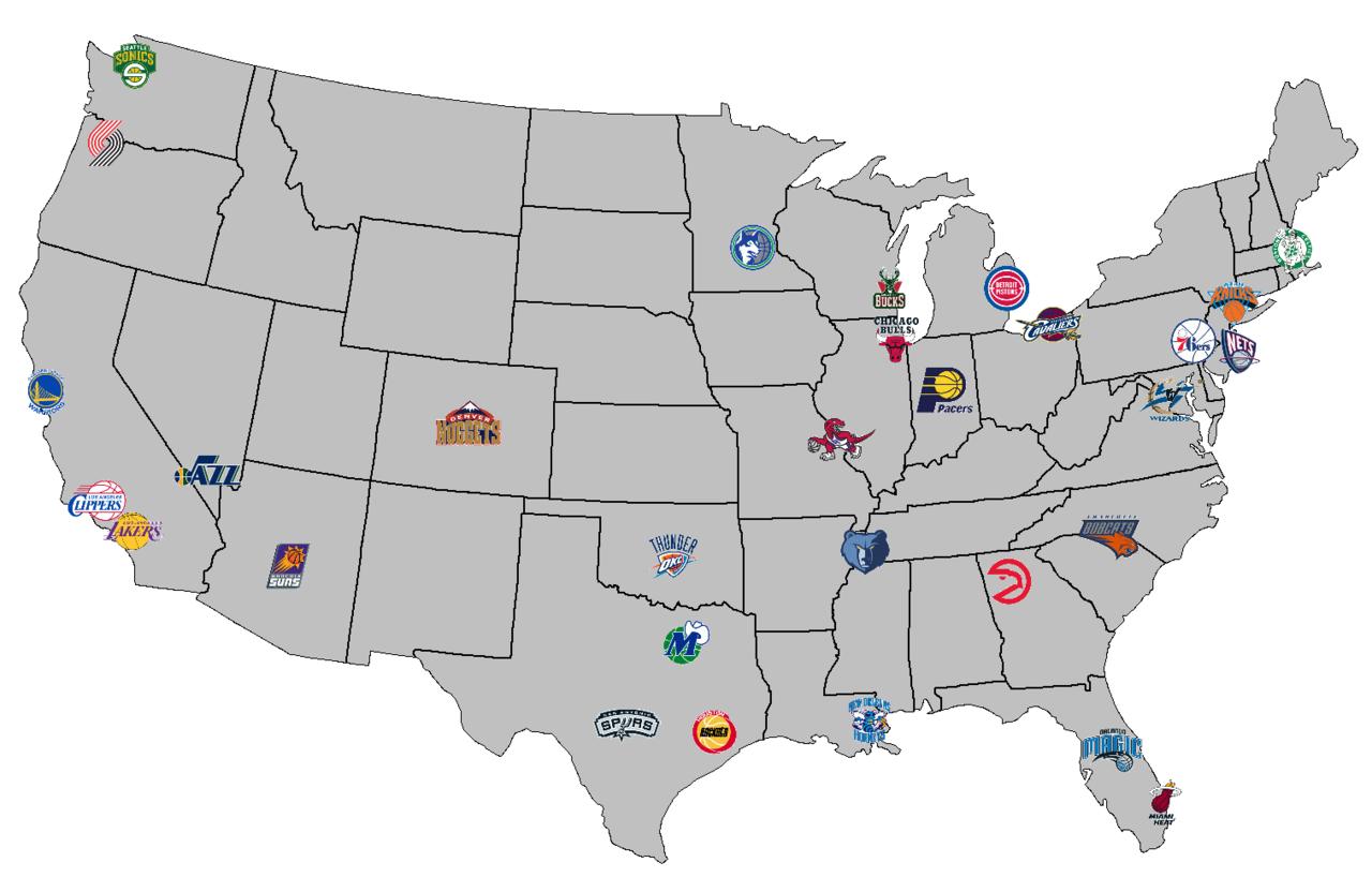 Case Study of a national sports league — geo41.com