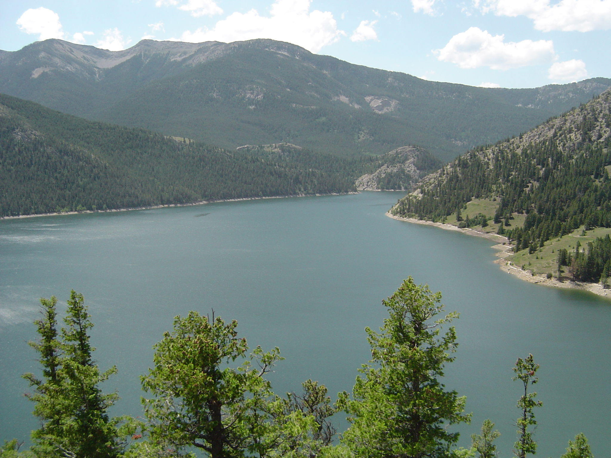 Dams & Reservoirs - How reservoirs contribute to water supply