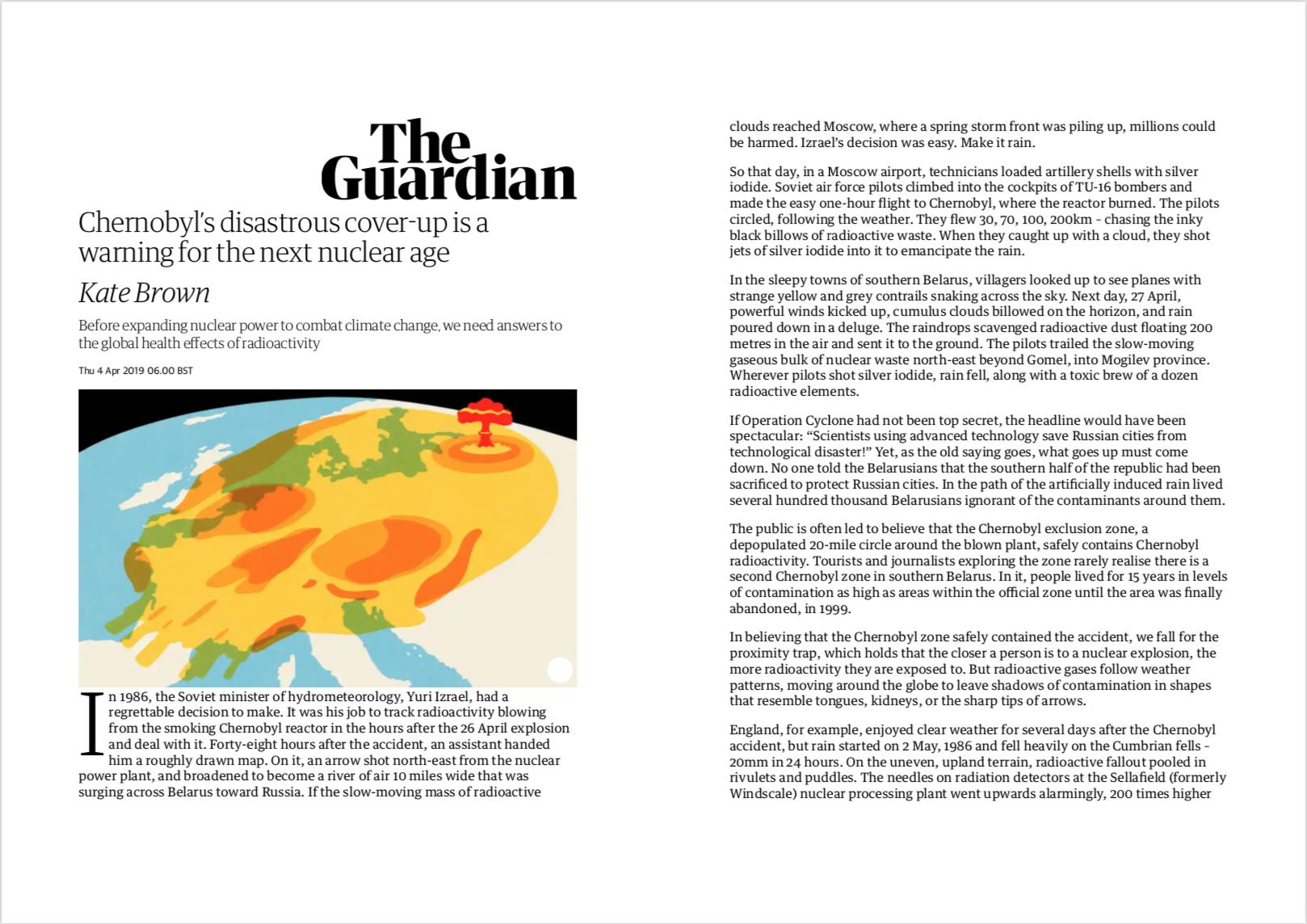 Environmental Risks — geo41 com