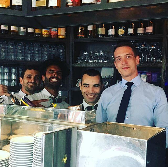 Merci à toute l'équipe du café Odessa de nous accueillir depuis 3 ans pour les cours 😊
