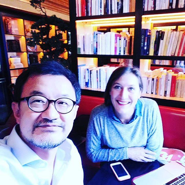 Last class with Cheong! Progrès fulgurants en une semaine, bravo! 🇰🇷