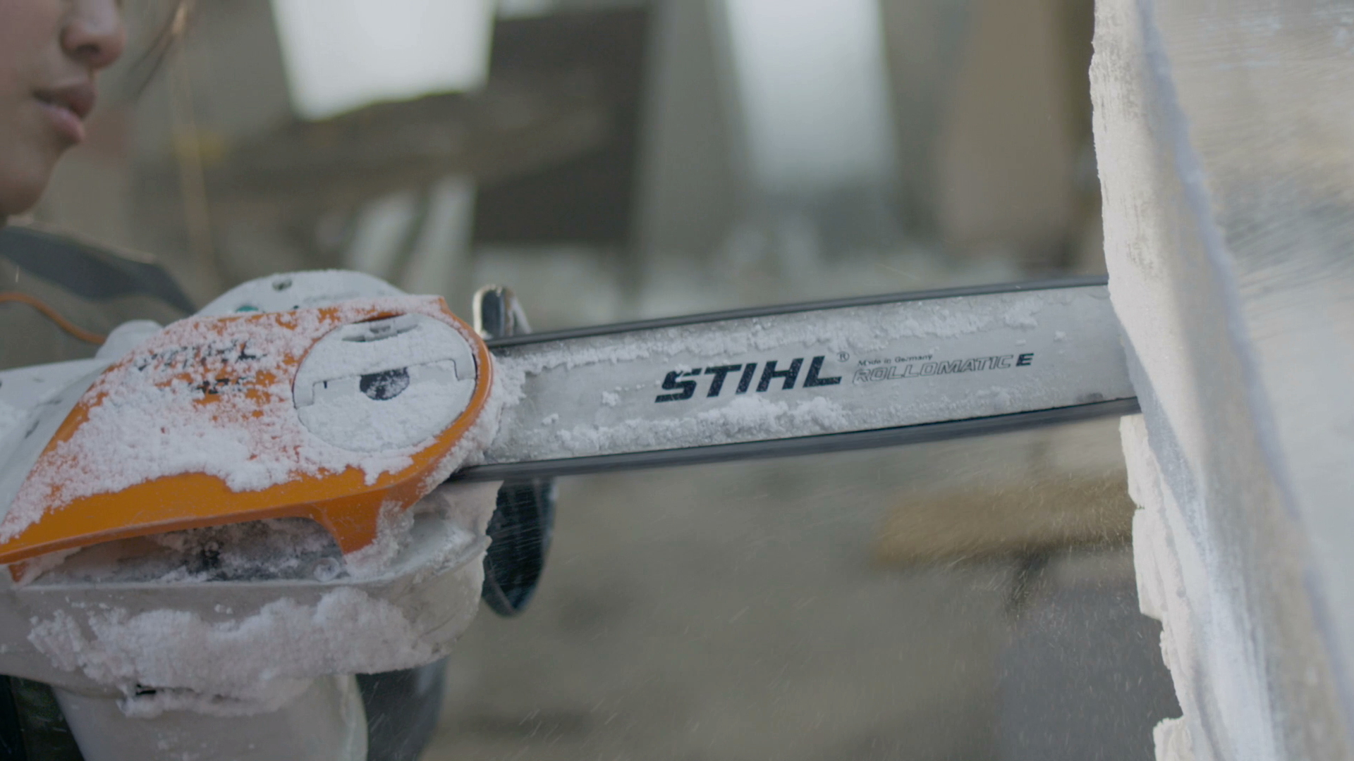 Stihl Commercial Logo
