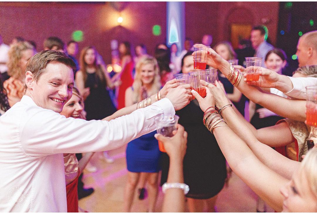 Justin & Tharu's Dayton Art Institute, Ohio Wedding