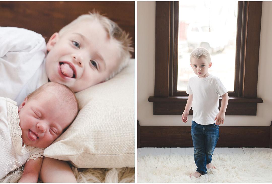 Sarah Babcock Studio. Newborn, Children and Family Photography. Dayton, Ohio.