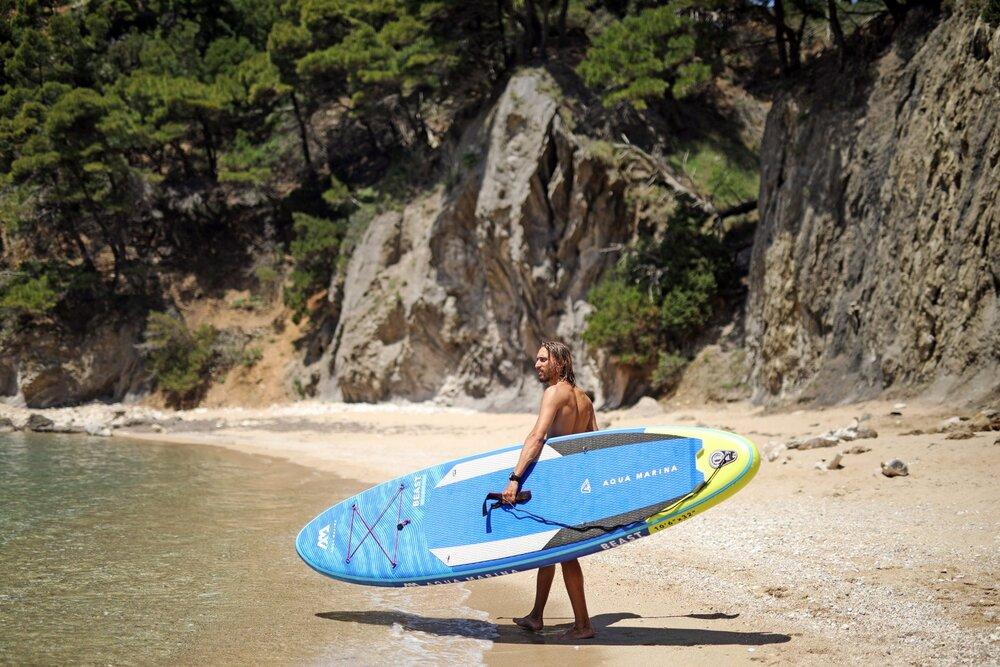 Aqua Marina Beast 2021 SUP Paddle Board Pre Order — Rusheen Bay Windsurfing