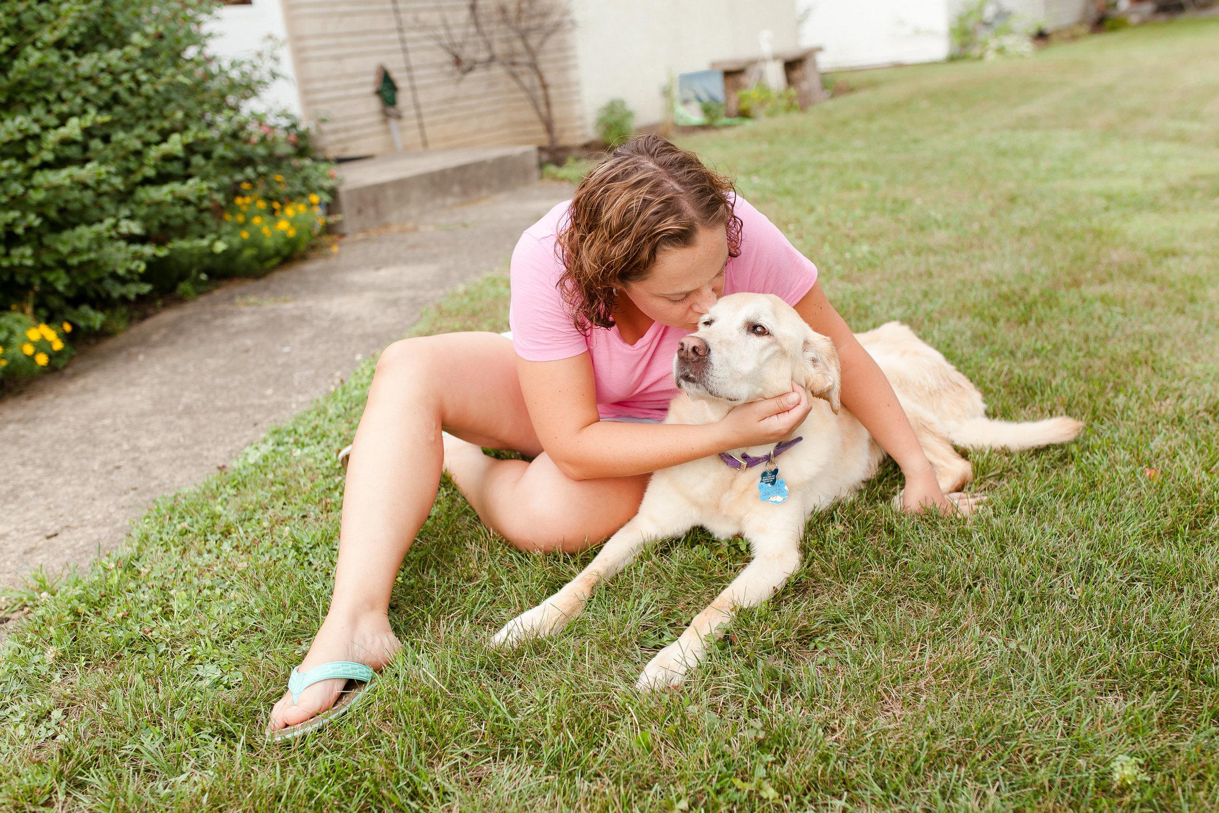 Sarah Cropper Photography | Columbus, Ohio Photographer | Ohio Pet Photography | Rainbow Bridge